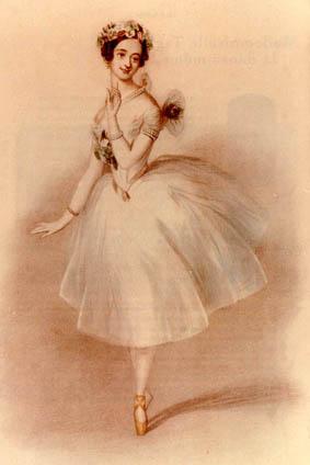 Marie Taglioni (Sylphide)