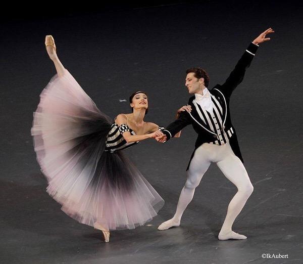 Gilbert Ganio Balanchine Brahms opera de paris 2