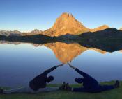 dans les Pyrénées, comme Emmanuel Thibault et Florent Mélac