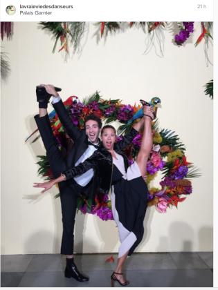 La Vraie Vie des Danseurs
